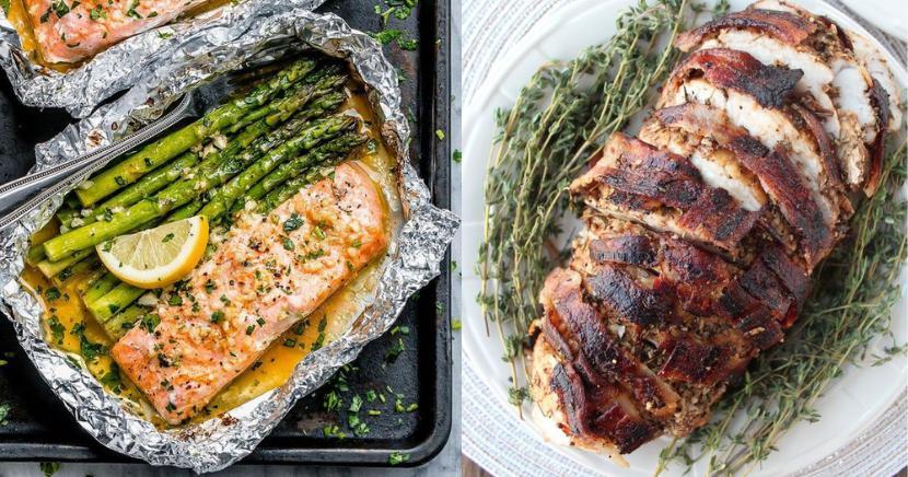5 cenas deliciosas que te ayudarán a no engordar