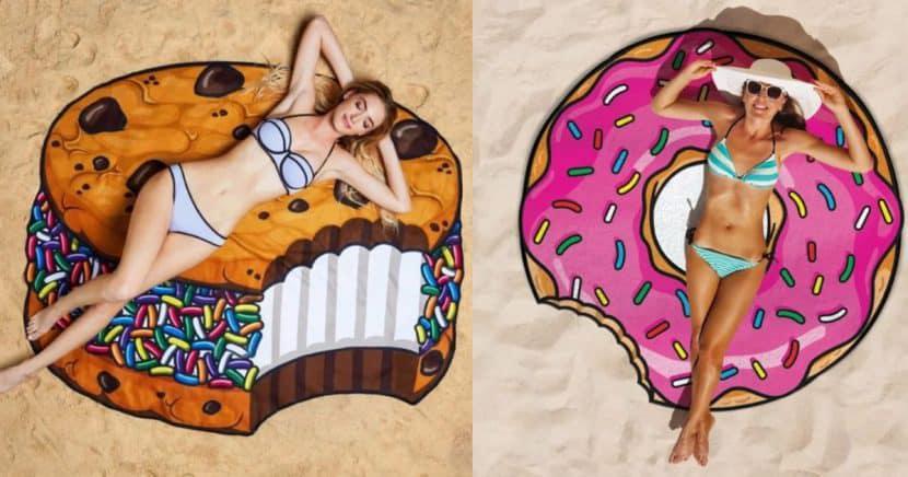 Diseños de toallas con los que querrás tomarte mil fotos