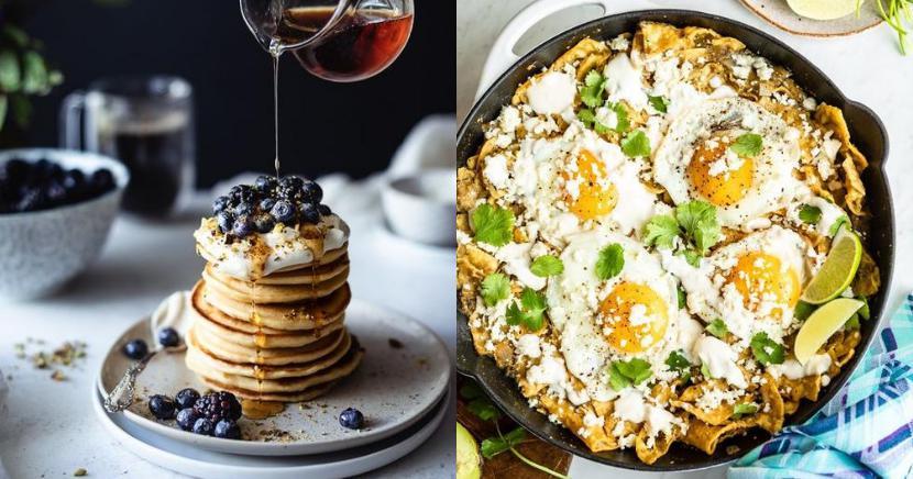 7 ideas para desayunar rápido, fácil y con pocas calorías