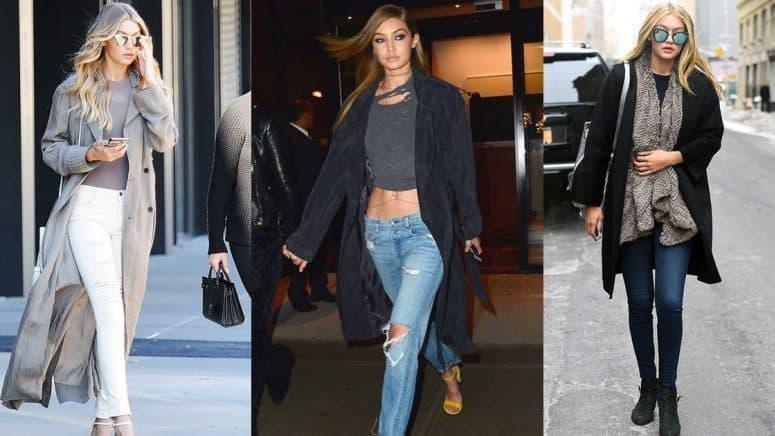 15 looks de Gigi Hadid que te convertirán en la reina del street style