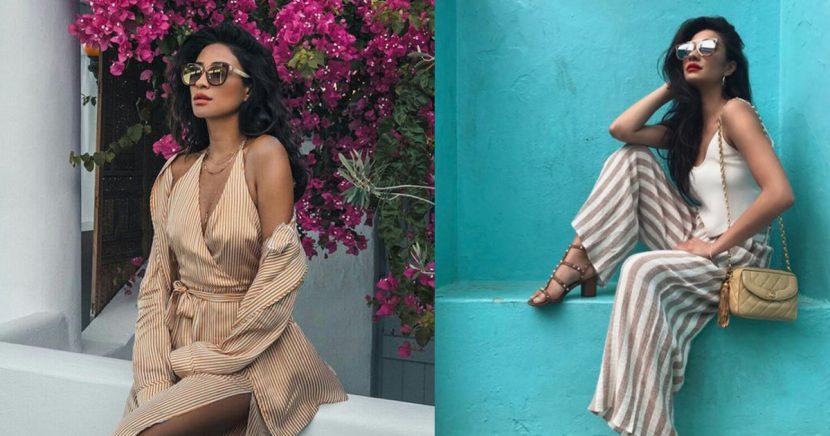Inspírate en los looks de verano de Shay Mitchell