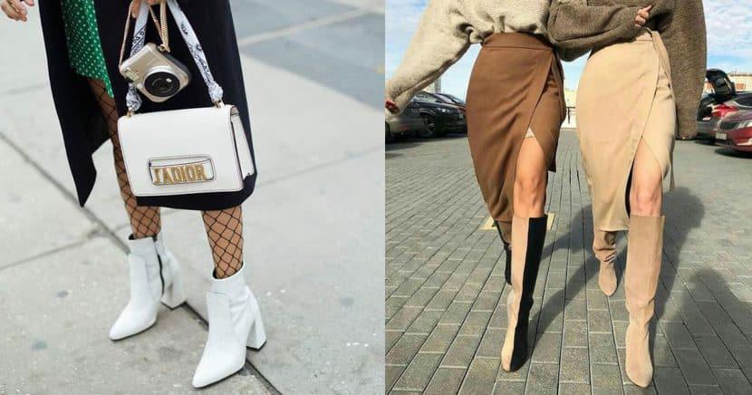15 maneras trendy de llevar las botas más cool del año