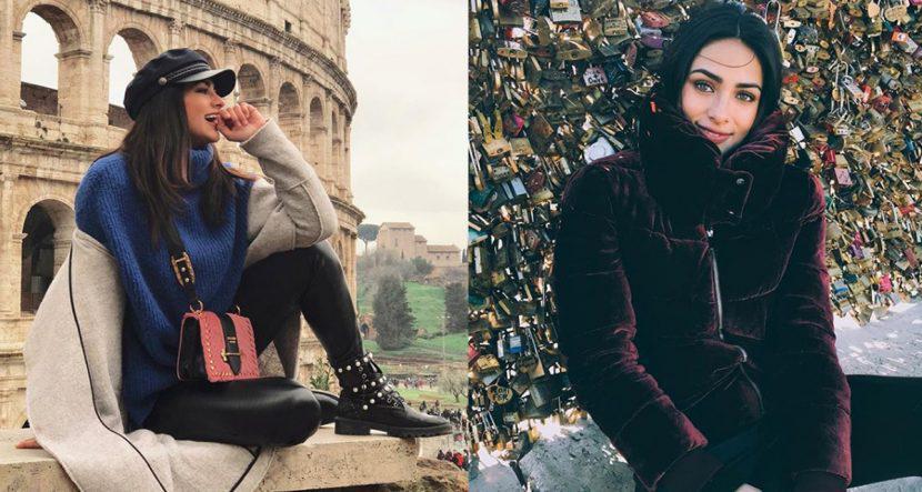 Claves para lograr un outfit perfecto de invierno como el de Renata Notni