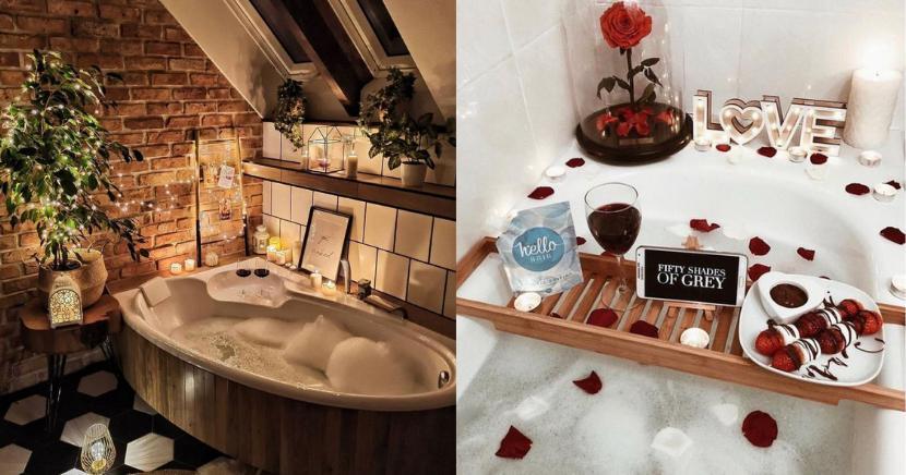 7 Tips para un baño de burbujas relajante en casa
