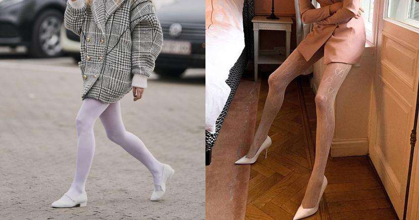 Reglas de estilo para usar medias blancas