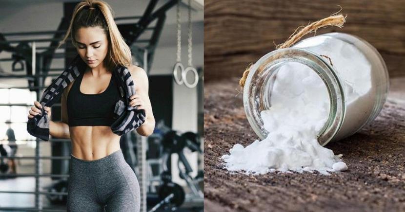 Bicarbonato de sodio lo que necesitas para un abdomen plano