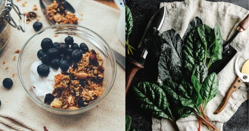 Alimentos que ayudan a calmar la ansiedad y el estrés