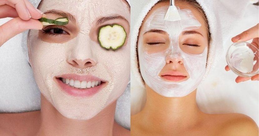 Mascarillas de yogur para suavizar arrugas y prevenir el envejecimiento