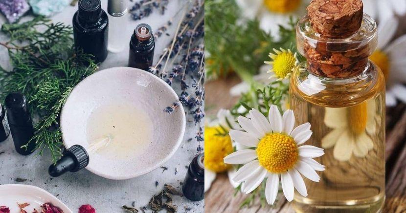 Aceites naturales para cuidar tu piel
