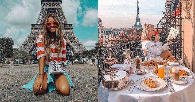 Fotos que me debo tomar cuando vaya a París