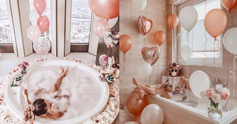 """Ideas """"Chic"""" para fotos en tu cumpleaños"""