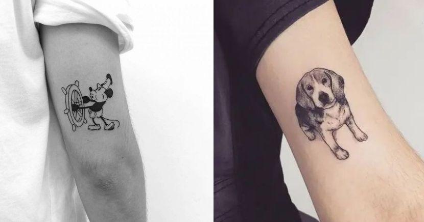 ideas de tatuajes en el brazo para chicas