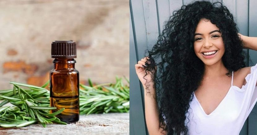 Agua de romero para el cabello y la piel beneficios