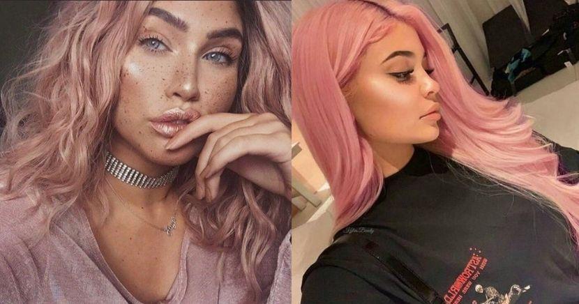 Colores de cabello para piel morena