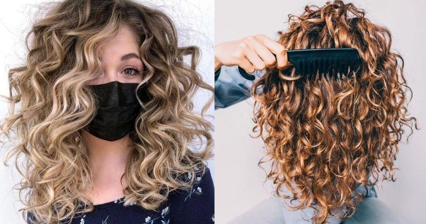 Cómo mantener tu cabello rizado saludable