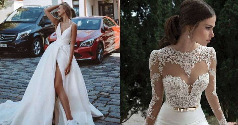 Vestidos de novia que te harán soñar