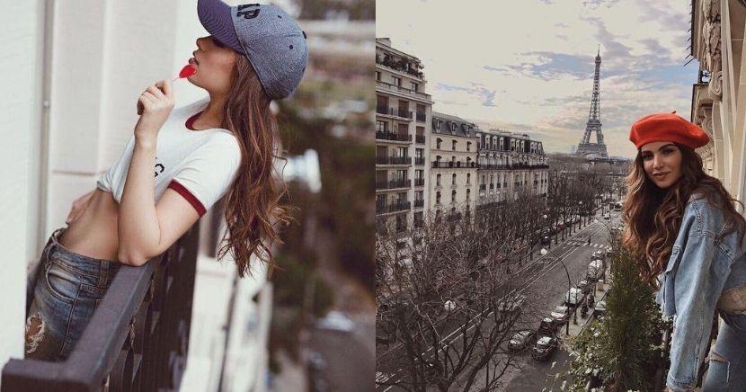 Poses de fotos que debes tomarte en un balcón