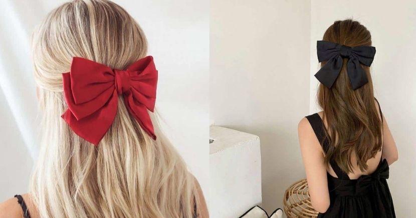Peinados sencillos para chicas con cabello lacio