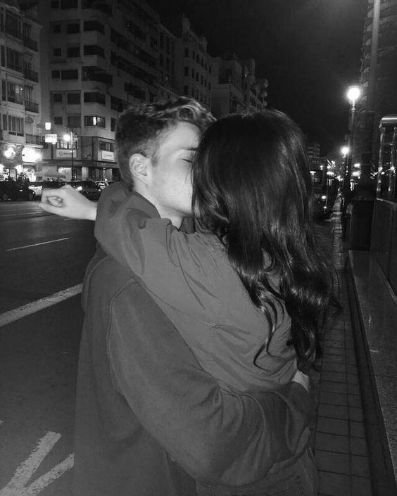 Fotos tumblr que debes hacer con tu novio - beso