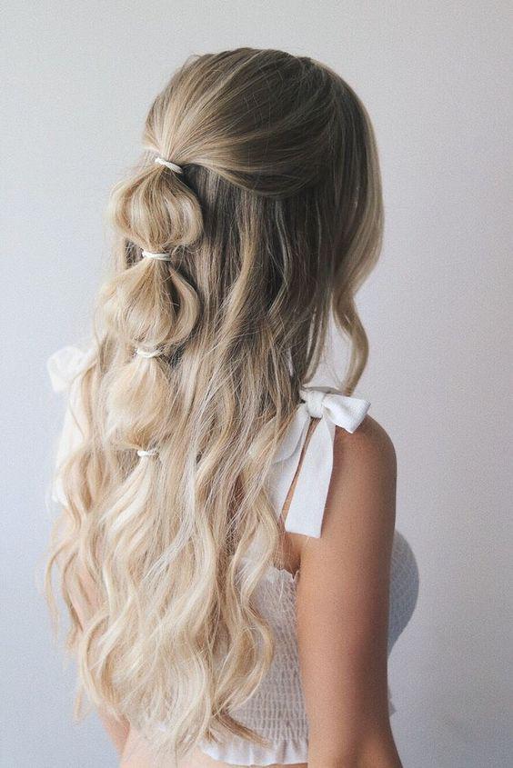 11 Peinados de chicas Tumblr que querrás usar todos los días - cola de caballo
