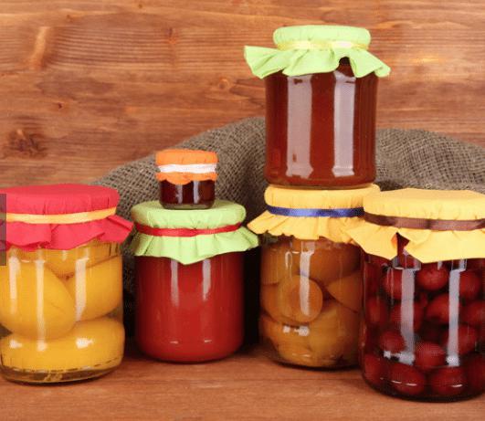 11 alimentos saludables que en realidad te hacen engordar - Frutas en envase