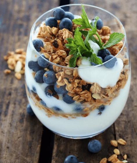 11 alimentos saludables que en realidad te hacen engordar - Granola