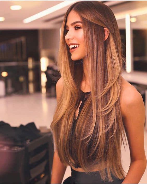 Cortes de cabello que adelgazan tu rostro al instante - Melena XXL