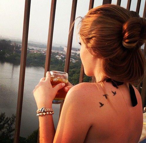 10 cosas que debes saber antes de tu primer tatuaje - Partes del cuerpo