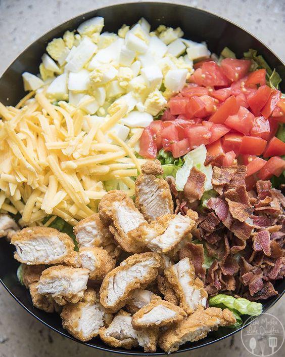 Cosas buenas que aportan las ensaladas si las consumes regularmente - Ricas y nutritivas