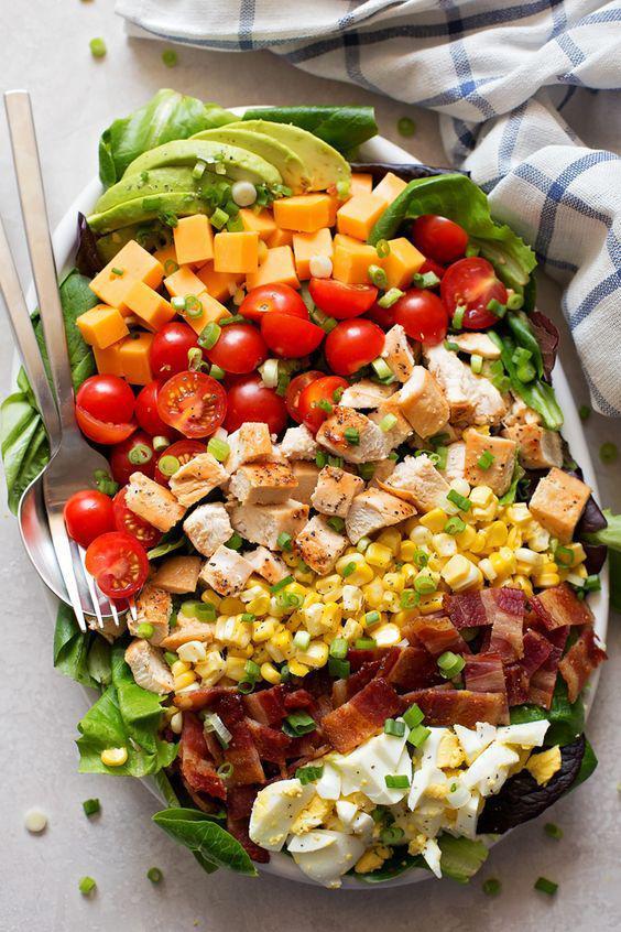 Cosas buenas que aportan las ensaladas si las consumes regularmente - Son agradables a la vista