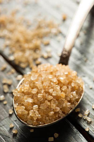 Remedios caseros para los labios partidos - Exfoliante de azúcar