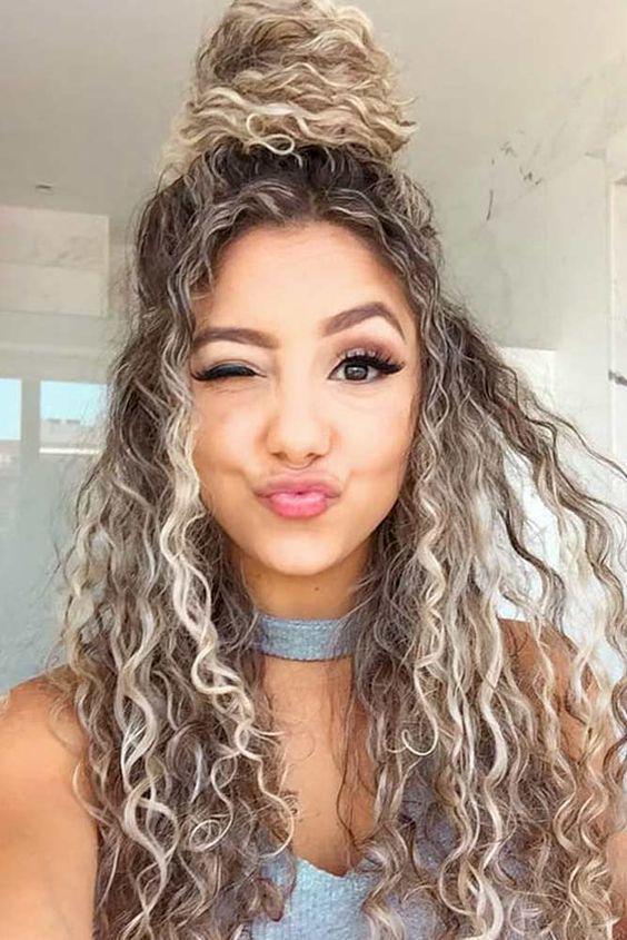 Razones por las que debes de amar tu cabello chino - Nunca pasarás desapercibida
