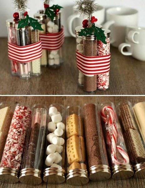 Kit para chocolate caliente