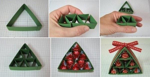 Arbolitos de Navidad llenos de sabor!