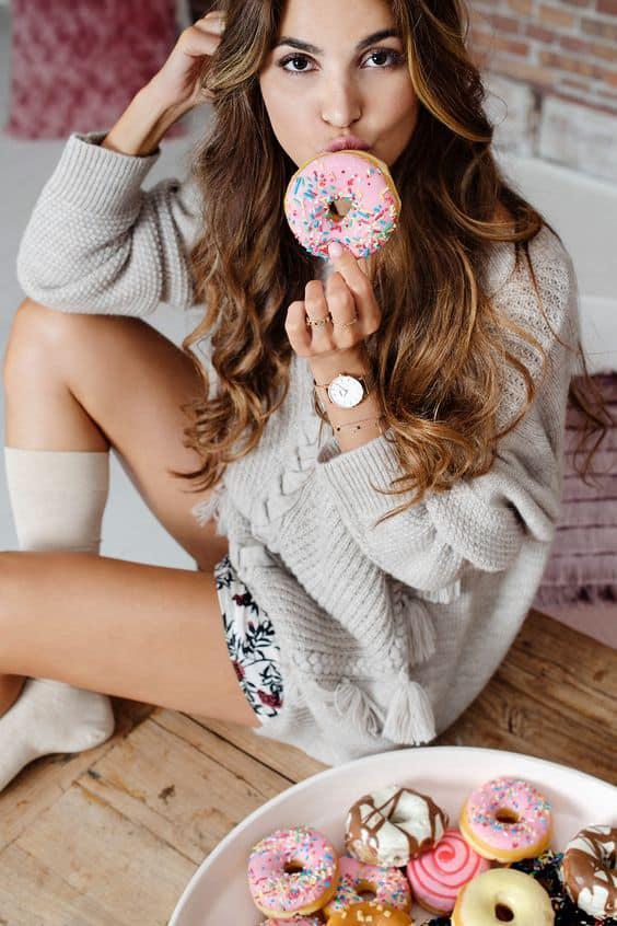 11 secretos de chicas delgadas que no hacen dieta - No todos los días son una ocasión especial