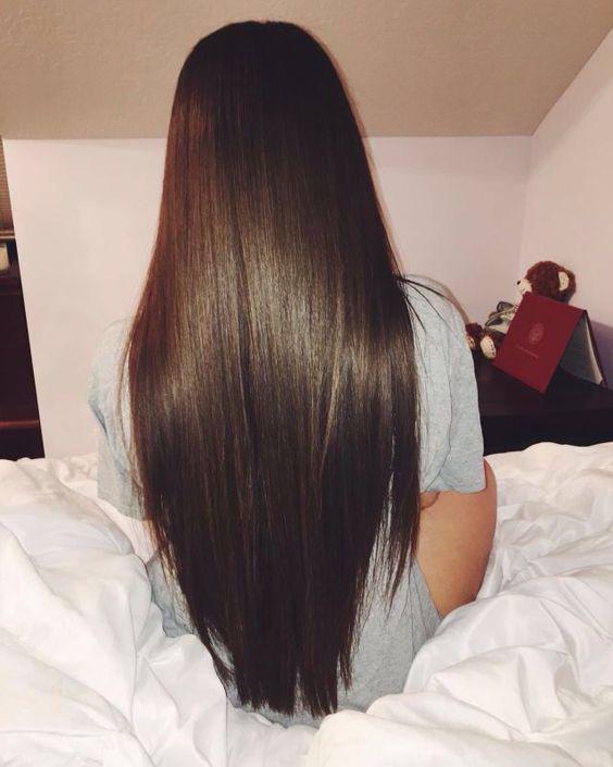 Tips y mascarillas para un cabello lacio sin usar plancha - Mascarilla de coco