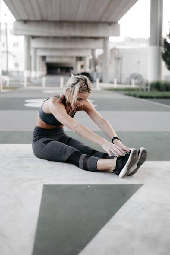 10 Tips para deshacerte de las lonjitas - Pilates