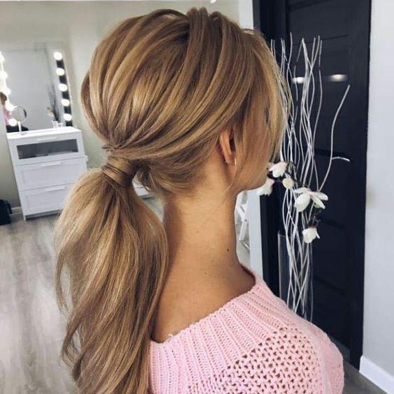 Tips para lograr un peinado de cola de caballo perfecto - Hazla imperfecta