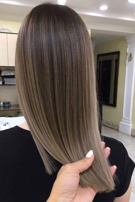 Tratamientos de salón que repararán tu cabello - Keratina Brasileña