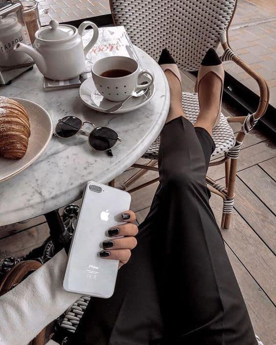 Estos son los beneficios de tomar café por las mañanas - Ayuda a marcar tu abdomen