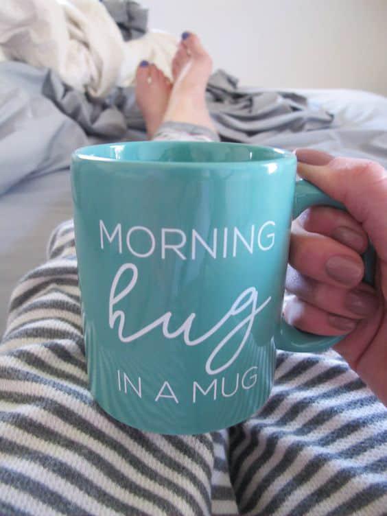 Estos son los beneficios de tomar café por las mañanas - Te mantiene más despierto