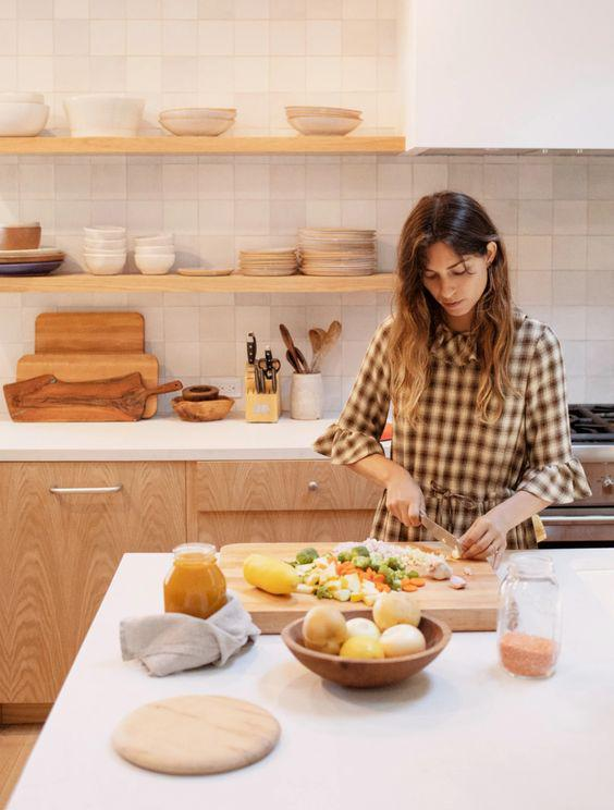 Cenas ideales para perder peso si no hay tiempo - Tostadas de nopal, champiñón y calabaza