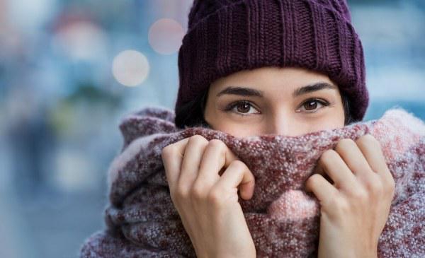 12 consejos para cuidar tu piel del frío que te encantaran - Evita el frío extremo