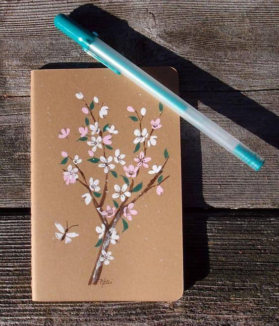 10 regalos sencillos para el intercambio en la oficina - Libretas