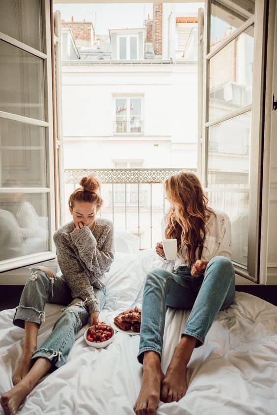 Por qué ser soltera es lo mejor - Rodearte de los que más importan