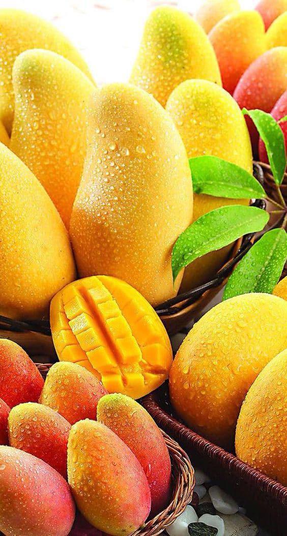 8 Snacks con menos de 100 calorías - Mango