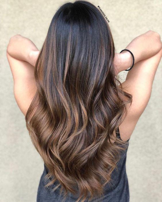 Estas son las tendencias de color de cabello de otoño invierno - Bronde
