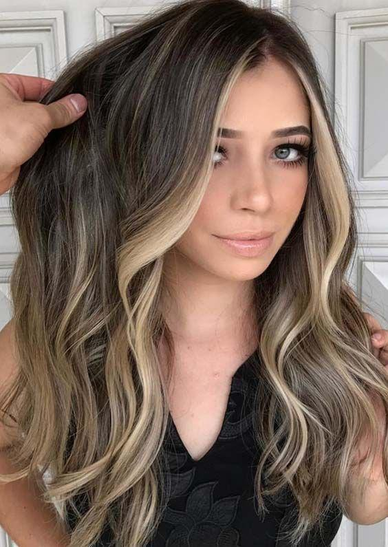 Estas son las tendencias de color de cabello de otoño invierno - Baby Lights
