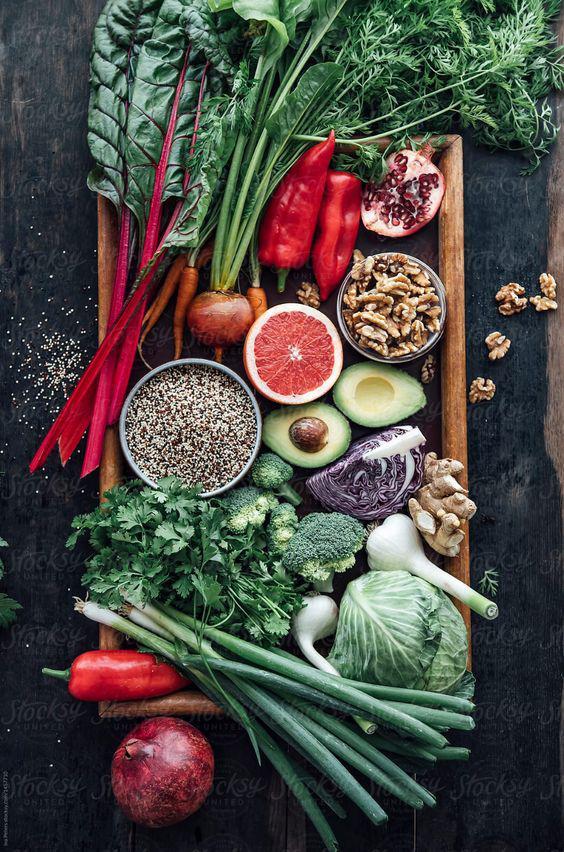 Sencillos Tips para mejorar tu alimentación - Frutas y verduras