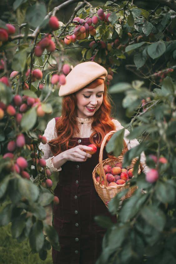 8 Tips para aprender a comer sano - Llena el carrito de frutas y verduras